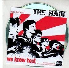 (DG205) The Raid, We Know Best - 2007 DJ CD