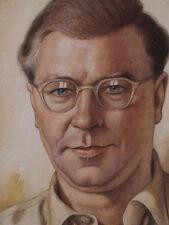Alfred BAREIS (1899-1969) Herrenbildnis.
