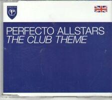 (DH834) Perfecto Allstars, The Club Theme - 2005 CD