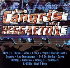 Los Cangris Del Reggaeton : Cangris Del Reggaeton CD