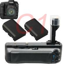 Battery Grip BG-E6 for Canon EOS 5D Mark II 5DII + 2 x LP-E6 Battery DSLR Camera