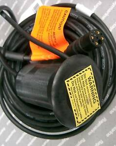 Raymarine DSM300 Thru Hull Depth Transducer P319 E66013 E66077