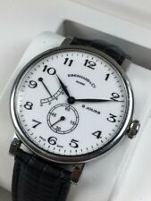 Eberhard & Co 8 days,jours power reserve ref.21017 manual watch