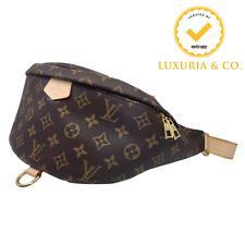 2018 Louis Vuitton Hip Fanny Pack Monogram Bumbag Bag 100 Authentic M43644