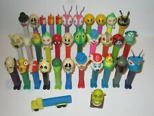 PEZ Themed Candy Dispensers - Nice Lot of Over 30