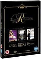 The Real Caja - Joven Victoria / King's Discurso / la Reina Nuevo DVD (MP1118D