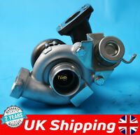 Turbocharger for 1.6 HDI - Ford, Citroen, Fiat, Peugeot. 55/66 kW. 49173-07508.