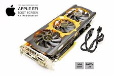  Sapphire Radeon R9 280x 3GB Video Card For Apple Mac Pro w/EFI and boot screen