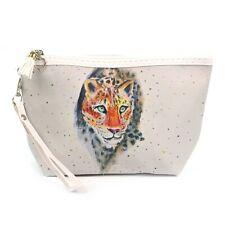 Leopard Design Wash Make Up Cosmetics Bag Work Travel Holiday