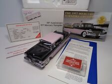 Danbury Mint 1957 50th Ann. Mercury Turnpike Cruiser Ht Bnib Rare No Rash Docs