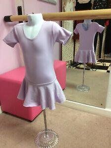 Lilac Skirted Dance Leotard Child Size 00