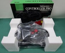 Neo Geo CD & AES -- Controller Pro Joystick -- boxed. SNK. JAPAN. New!! 14360