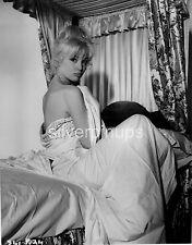 Orig 1959 MYLENE DEMONGEOT Boudoir Beauty.. on-set Portrait by CORNEL LUCAS