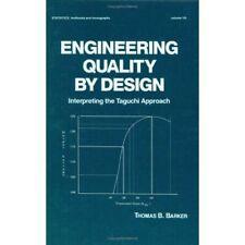 Engineering Qual By Design  BOOKH NEU
