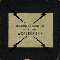 BLACK REBEL MOTORCYCLE CLUB - WRONG CREATURES (2LP+MP3)  2 VINYL LP + MP3 NEW!