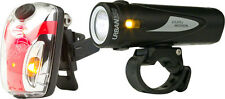 Light and Motion Urban 350/ Vis Micro Combo Rechargeable Headlight Taillight NEW