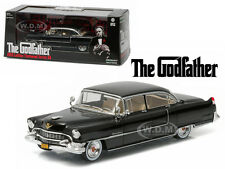 THE GODFATHER 1955 CADILLAC FLEETWOOD SERIES 60 MOVIE 1/43 BY GREENLIGHT 86492