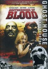 Brotherhood of Blood [New DVD] Ac-3/Dolby Digital, Dolby, O-Card Packaging, Sp
