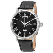 Lucien Piccard Maestro Black Dial Men's Watch 40054-01