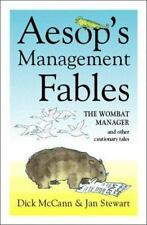 Aesop's Managament Fables by Aesop and Dick McCann (1997, Paperback)