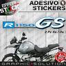 Adesivi Stickers Adesivo Pegatina BMW R 1150 GS 1999 2000 Scritta Logo H.QUALITY