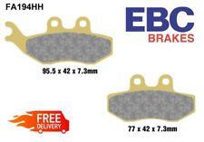 EBC FA194HH Sinterizado Delantero Pastillas de freno se ajusta Peugeot Geopolis 250 07-10