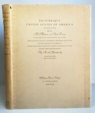 Russian Travels in America ILLUSTRATED Picturesque Ltd Edition Rare Dust Jacket