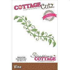 COTTAGE CUTZ VINE CUTTING DIE BY THE SCRAPPING COTTAGE - NEW 2015