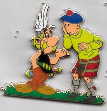 PINS GRAND PIN'S TINTIN ET ASTERIX