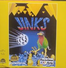 Jinks C 64 (Rainbow Arts) (DISK) (GAME, COVER, Manual)