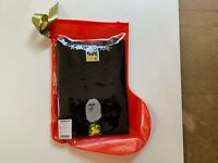 AUTHENTIC A BATHING APE BAPE CHRISTMAS TEE T SHIRT BLACK L XL 2XL NEW RARE