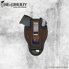 NEW ACE CASE IWB CONCEALED CARRY HOLSTER FOR RUGER LCP w/LASER - 100% USA MADE