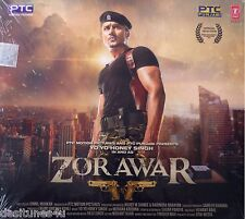 ZORAWAR *YO YO HONEY SINGH* - BOLLYWOOD PUNJABI SOUNDTRACK CD - FREE POST