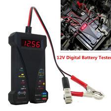 Auto Battery Tester Digital Automotive Circuit Multimeter 12V Charging Voltmeter