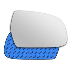 Right wing adhesive mirror glass for Audi A4 B8 2010-2015 380RS