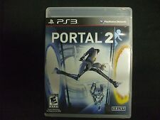 Replacement Case (NO GAME) PORTAL 2 PLAYSTATION 3 PS3