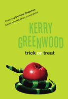 Trick or Treat 'Corinna Chapman's Murder Mysteries 4 Greenwood, Kerry