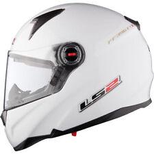 Gloss Fibreglass Plain 4 Star Motorcycle Helmets