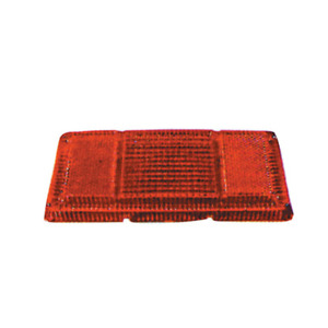 Taillight Lens For 1982 Yamaha ET340 Snowmobile Sports Parts Inc. 280408