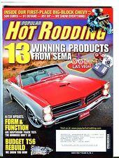 Popular Hot Rodding Magazine March 2006 T56 Rebuild EX w/ML 050617nonjhe