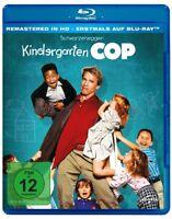 KINDERGARTEN COP (ARNOLD SCHWARZENEGGER, PENELOPE ANN MILLER, ...) BLU-RAY NEU