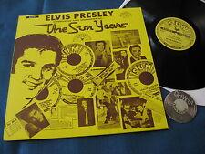 LP Elvis Presley The Sun Years 1977 UK M- Sun-1001 | M-