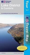 OS Travel Map - Tour Map: Lake District (Sheet map)