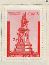Dominican Republic 1941-42 Early Issue Fine Mint Hinged 2c. 168521
