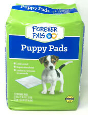 Training Pads Puppy Forever Pals — 75 Count For Dogs Large Crate SUPER ABSORBENT
