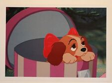disney lithograph lady and the tramp | eBay