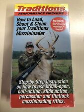 Traditions Performance Firearms Instruction VHS W/ Bonus