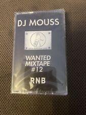 Dj Mouss Wanted Mixtape Vol.12 Cassette Audio