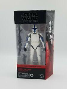 Star Wars Black Series Phase 1 Clone Trooper Lieutenant Walgreens Exclusive