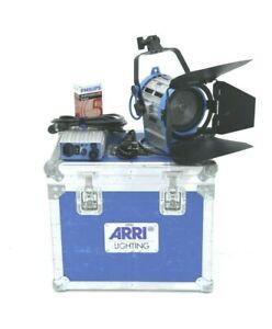 ARRI daylight compact 200 HMI Kit komplett mit EVG, Case und Ersatzbrenner